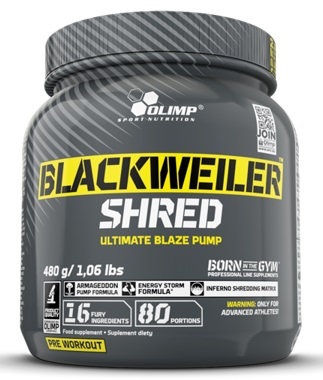 Blackweiler Shred 480g