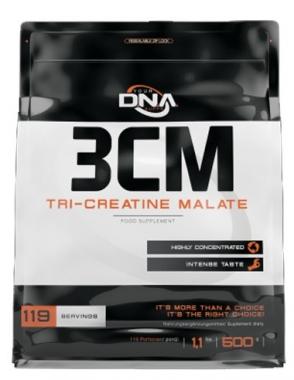DNA 3CM - jabłczan kreatyny 500