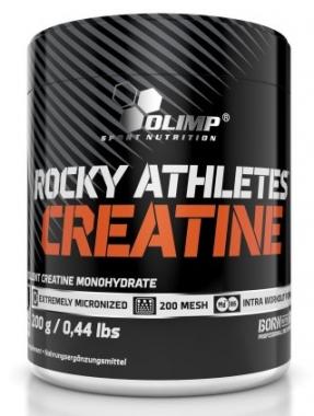 OLIMP Rocky Athletes Creatine 200 g - Monohydrat kreatyny